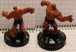 Marvel Heroclix: Thing by Petrifications