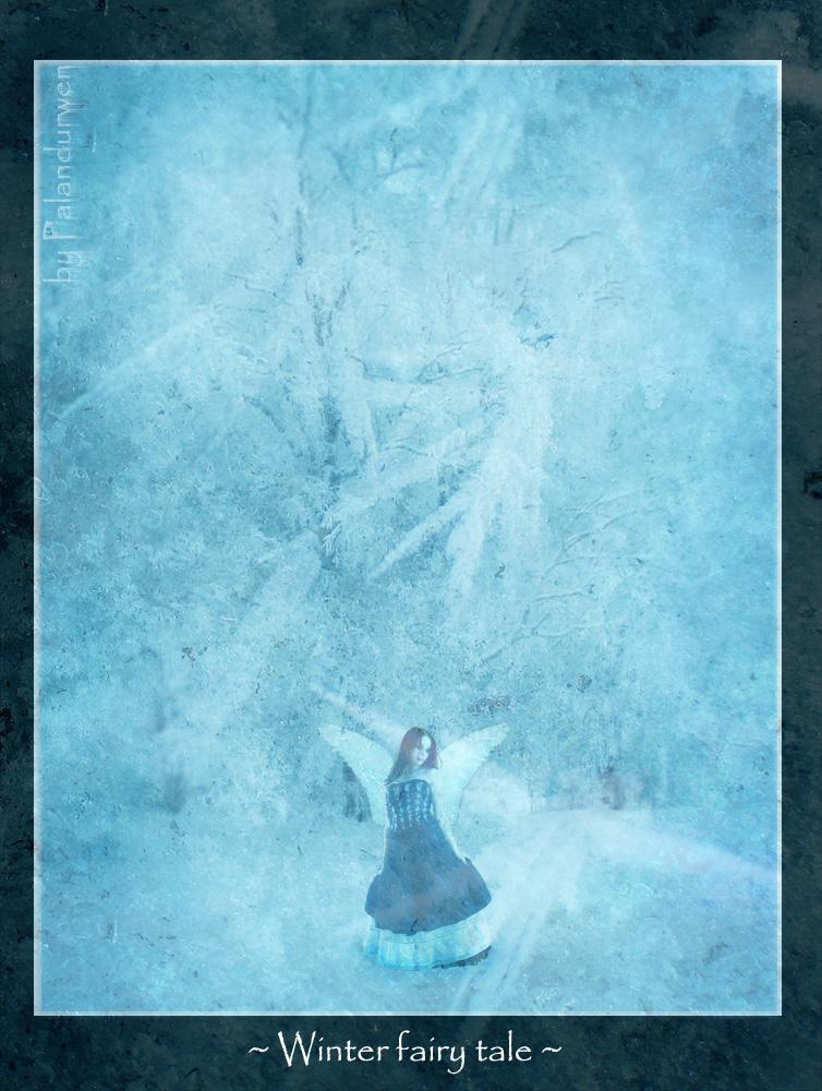 Winter fairy tale by Palandurwen