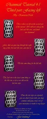 Chainmail tutorial The Left