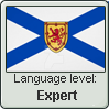 Language level :.NOVA SCOTIAN/EXPERT .: by FancyPancake55