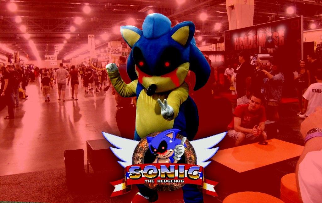 Sonic exe 2 by thetoxicdoctor