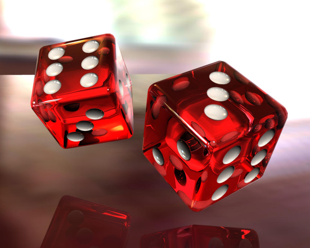 Dice wallpaper 1280x1024 by scogs