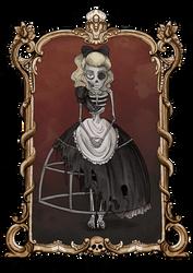 Amelia the Skeleton