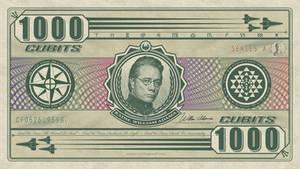 Galactica Currency Backside