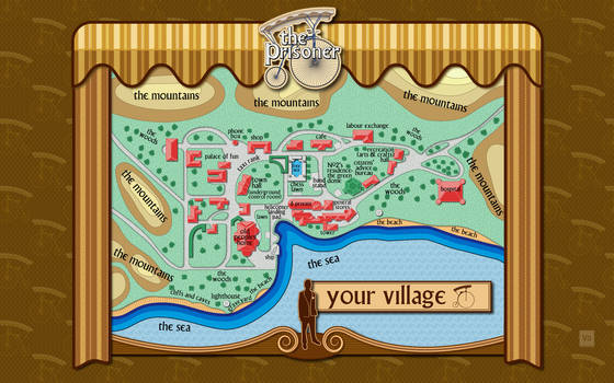 The Village Map