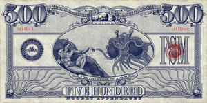 Flying Spaghetti Monster Currency