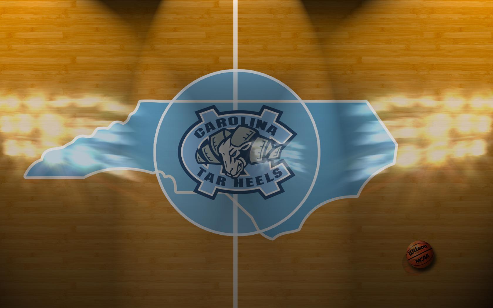 Tar Heels Wallpaper PictureUnc Basketball Court Wallpaper