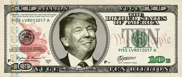 Drumpf-currency