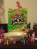 y so cereals? 2 by Dayz1337