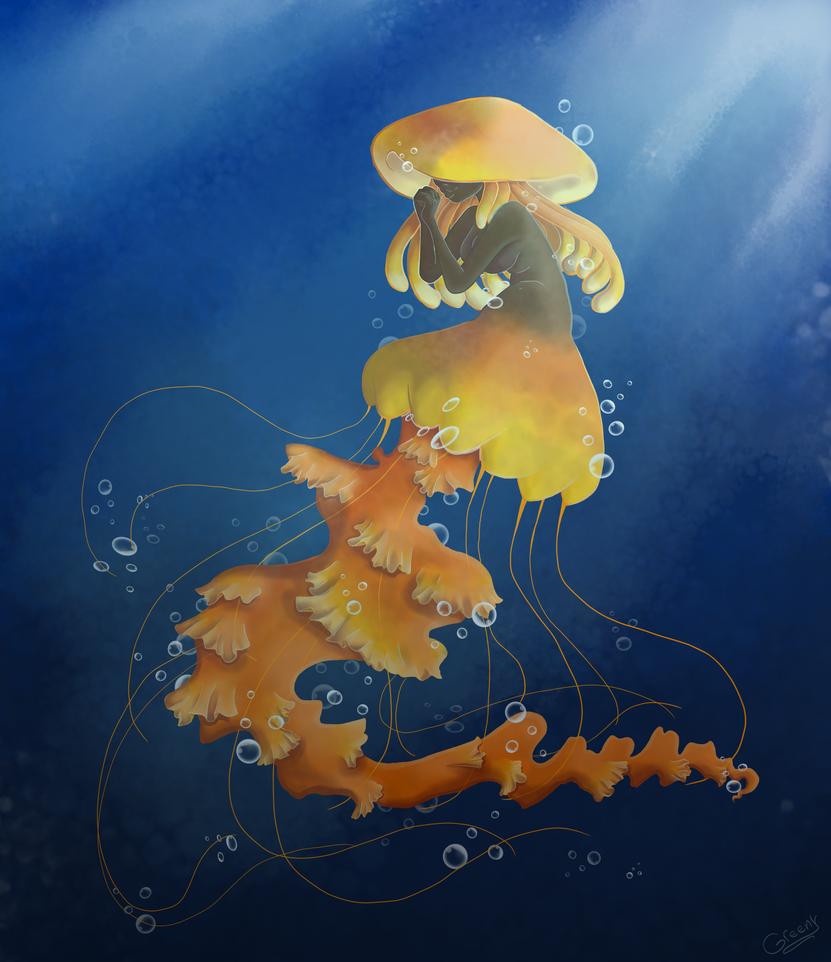 Mermay: Jelly by Greeny-Star