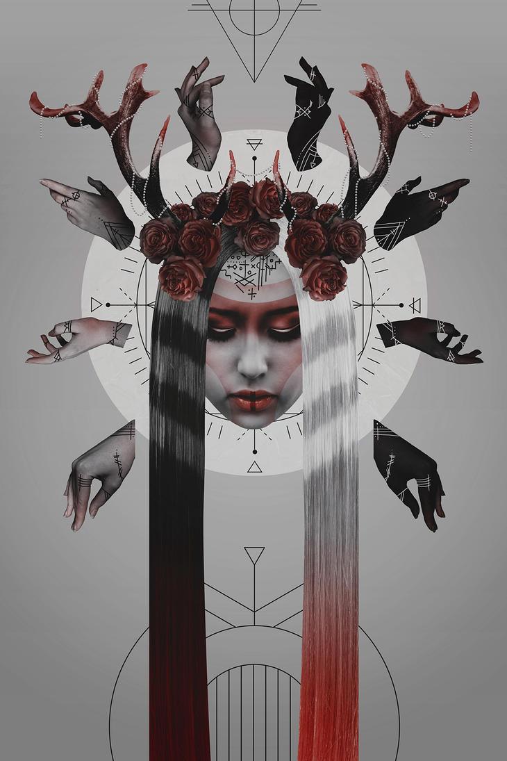Incantation by moodscape