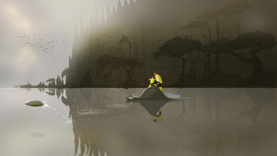 Skipping rocks by PascalCampion