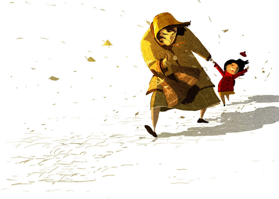 Windy by PascalCampion