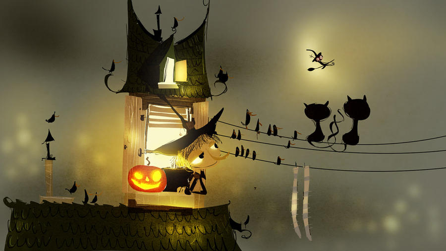 Have a GREAT Halloween by PascalCampion