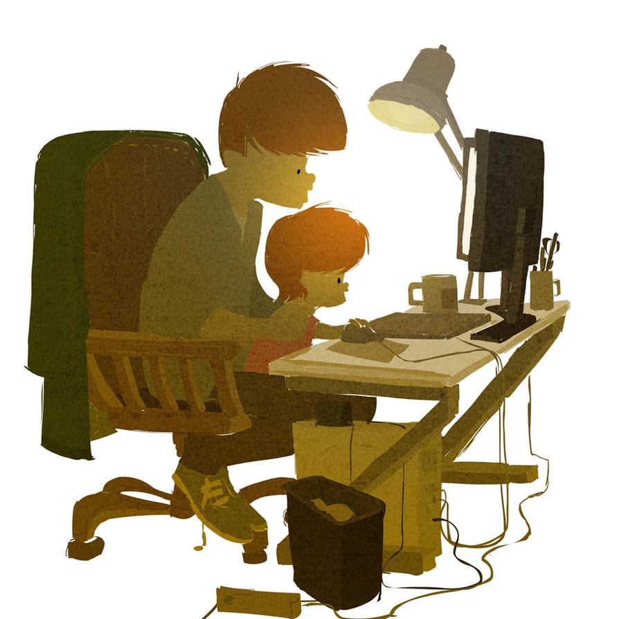 Classic Bonding Time by PascalCampion