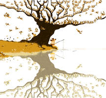 The fishing Tree by PascalCampion