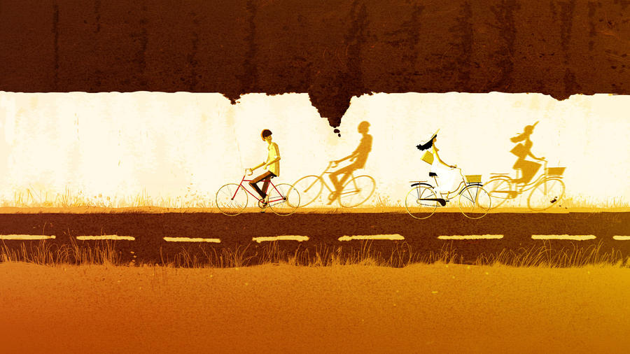 Ah, Provence. by PascalCampion