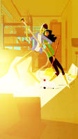 Air Guitar by PascalCampion