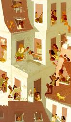 Neighborhood by PascalCampion