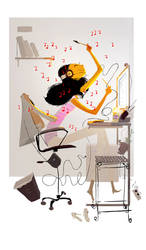 Monday morning people by PascalCampion