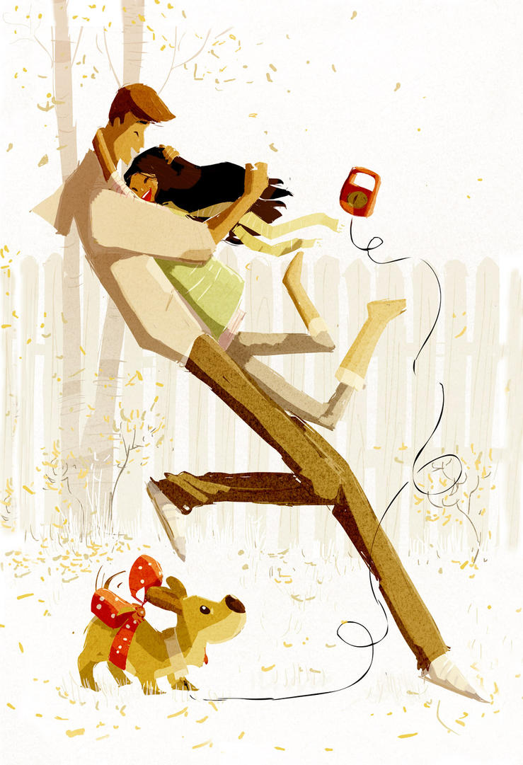 Puppy Love by PascalCampion