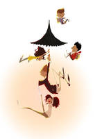 Freefall by PascalCampion