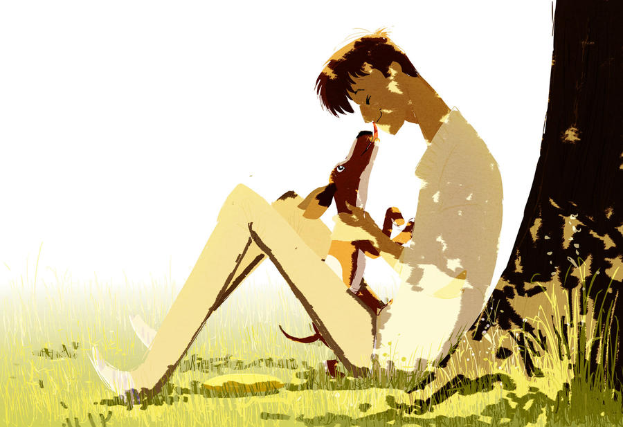 His name is Thunder by PascalCampion