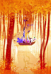 To the hideout by PascalCampion