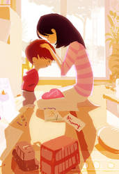 The First Valentine by PascalCampion