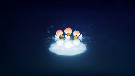 Duckies 3 by PascalCampion
