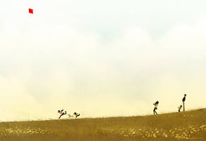 Kite by PascalCampion