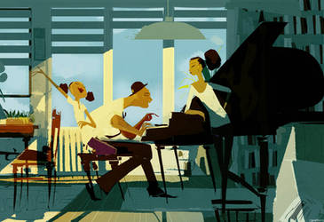 It goes something like this by PascalCampion