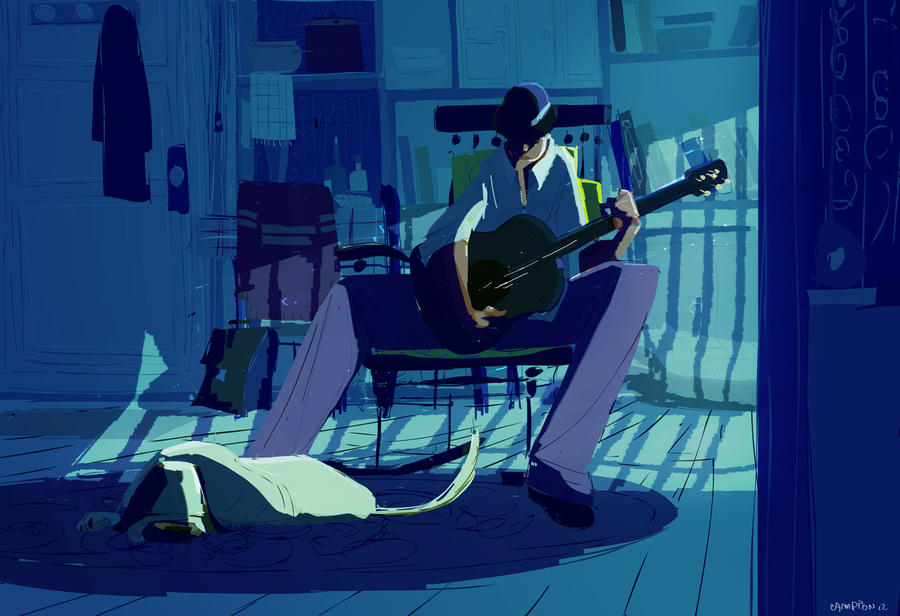 Past Two by PascalCampion
