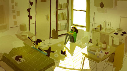 CGMA Master Class Tutorial by PascalCampion