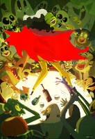 Mad Monster Party by PascalCampion