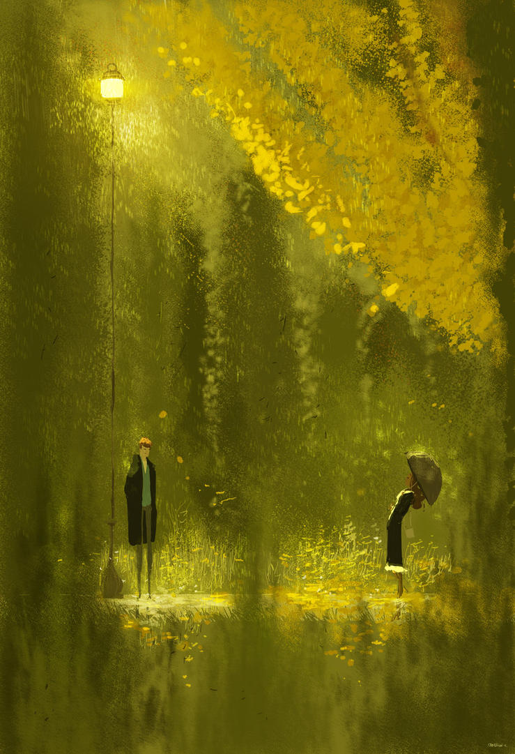 Woodside by PascalCampion