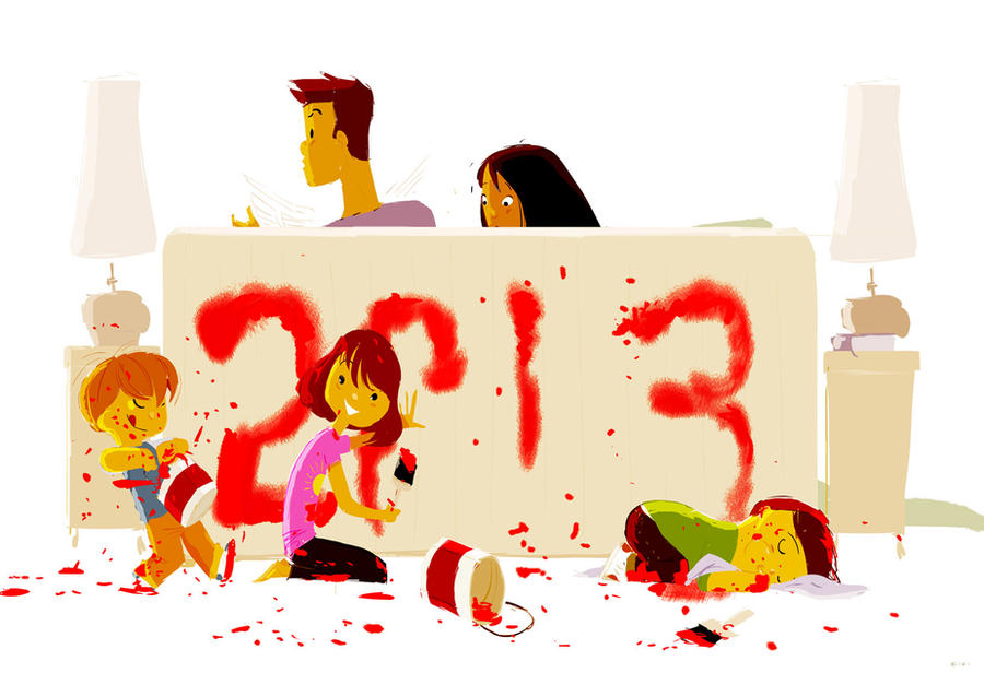And a happy new year... by PascalCampion