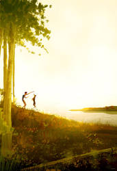 Down by the bay by PascalCampion