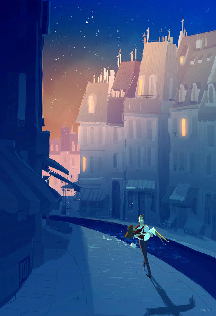 A Night To Remember by PascalCampion