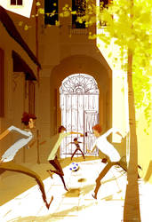 Future Pros by PascalCampion