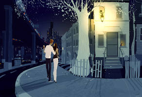 Shining lights by PascalCampion