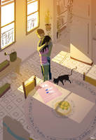 Thank you... by PascalCampion