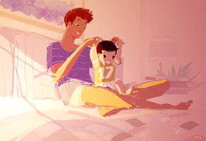 On a Tuesday by PascalCampion