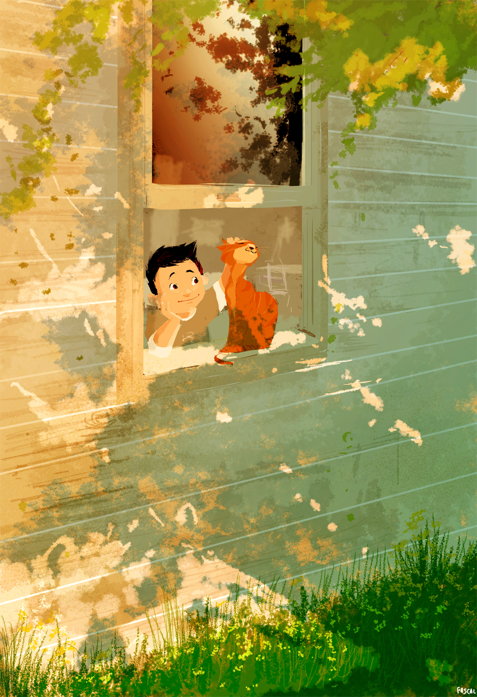 Good morning Sunshine. by PascalCampion