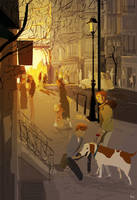 A little after Summer. by PascalCampion