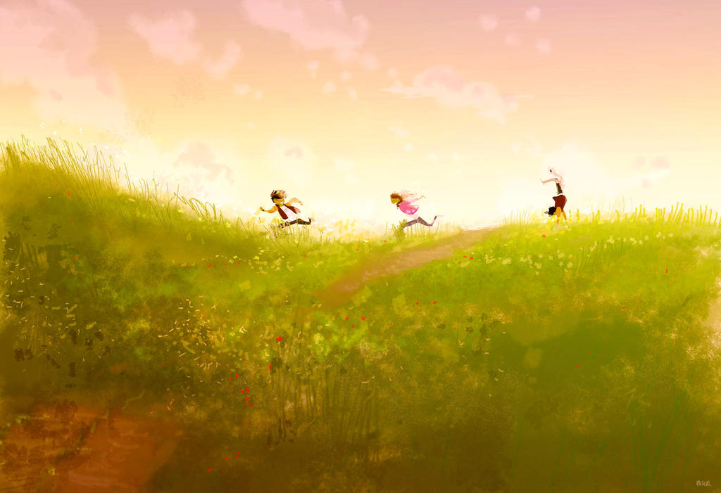 From Sun up to sun down by PascalCampion
