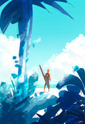 Let's make some waves. by PascalCampion
