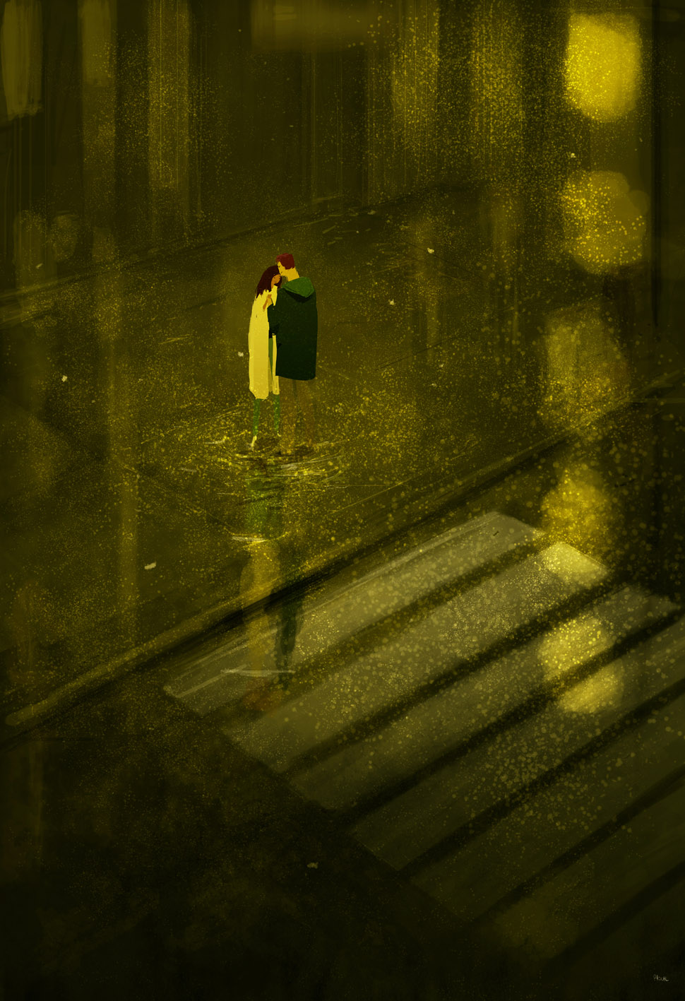 Don't let me go. by PascalCampion