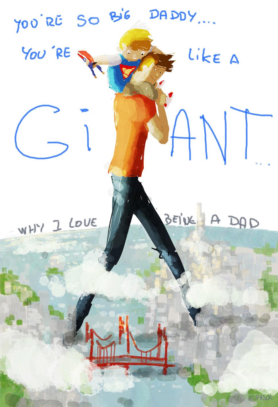 Giant.