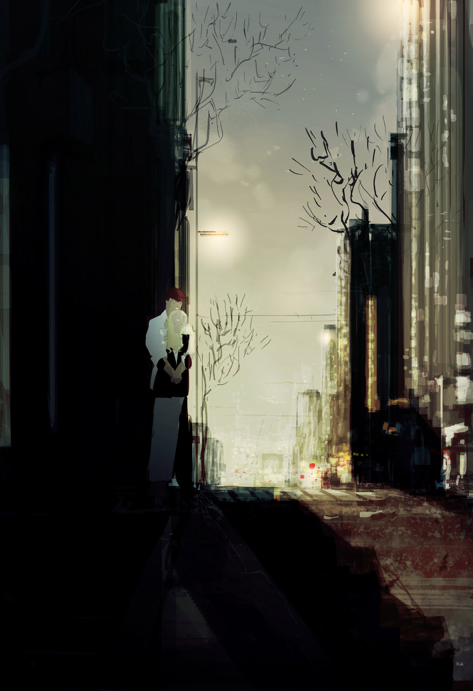 Till the break of day. by PascalCampion
